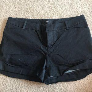 Mossimo stretch denim shorts